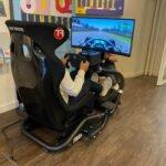 Nous avons testé une Formule 1 (virtuelle) avec Alpine F1 et Race Clutch !