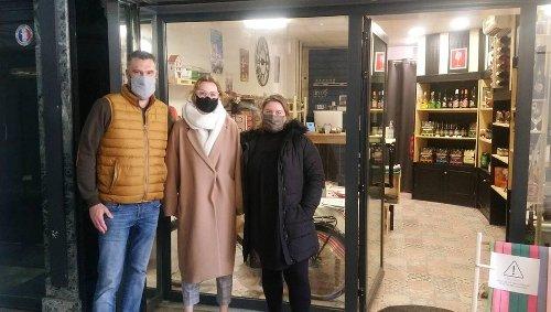 Niort. Une épicerie fine spécialisée dans les produits basques | Courrier de l'Ouest