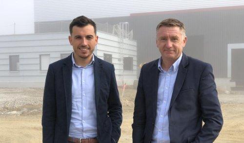 Ouest Boissons investit 2 M€ dans un entrepôt à Châteaulin