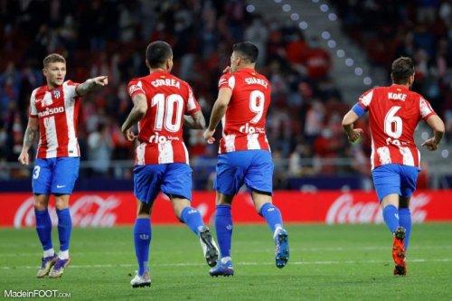 L'Atlético Madrid revient de loin contre la Real Sociedad