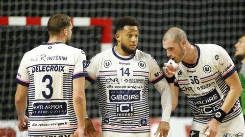 Handball. Hugo Kamtchop-Baril (Cesson Rennes) : « Ne pas trop s'attarder sur cette désillusion »