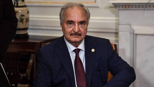 Libye. Khalifa Haftar gèle ses fonctions militaires en vue de la présidentielle