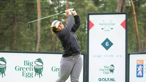 Golf. Ladies European Tour : Anne-Charlotte Mora fait son trou sur le circuit