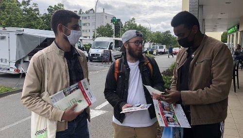 Élections départementales à Lorient 1. Les candidats à la pêche aux voix à Bois-du-Château