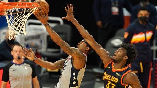 NBA. Golden State Warriors : James Wiseman forfait pour le reste de la saison