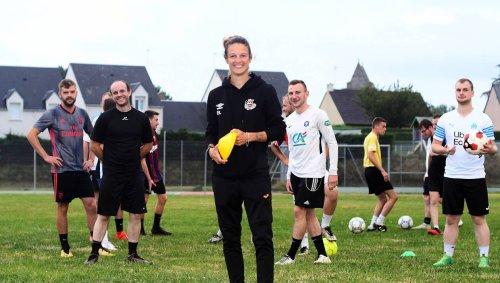 Coupe de France. Normandie (3e tour) : « En tant que femme, les joueurs m'écoutent davantage »