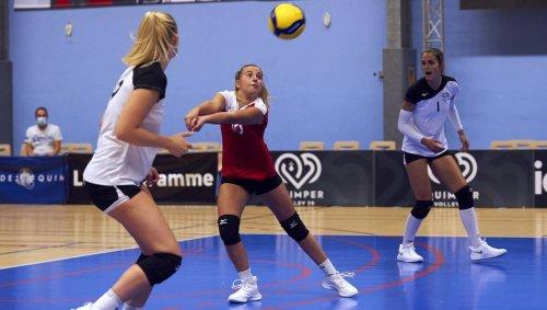 Volley-ball. Pro Master : Quimper a fait de la résistance