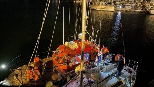 Fermanville. Les sauveteurs en mer assistent un voilier de 8 m