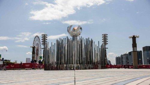 JO 2021. Un typhon perturbe le programme des épreuves olympiques
