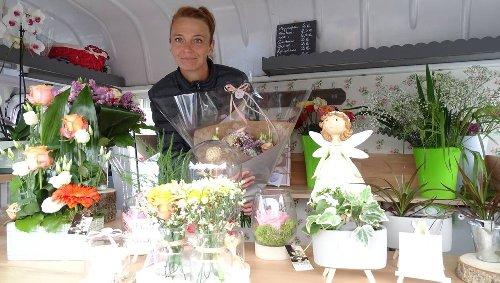 À Planguenoual, Linda Ducret décide de vivre entourée de fleurs