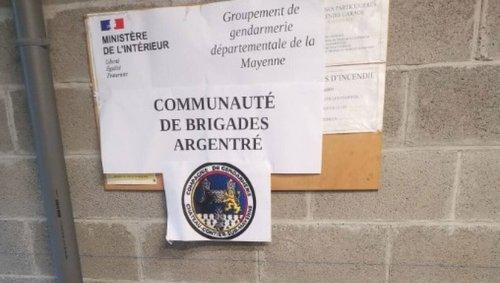 Château-Gontier. La gendarmerie trouve des pieds de cannabis après un contrôle routier