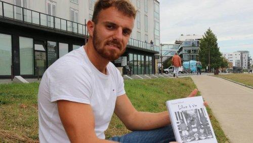 Nantes. L'étudiant incarcéré pour un pipi dans la rue écrit un livre