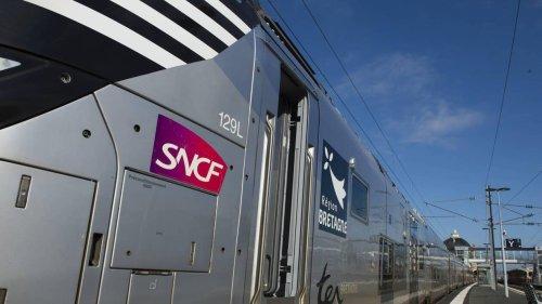 Tempête Aurore : les trains à l'arrêt entre Lorient et Quimper