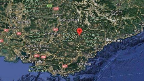 Alpes-de-Haute-Provence. Le corps d'un homme retrouvé dans son camping-car à Castellane