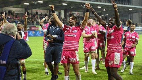Rugby. Le RC Vannes revoit enfin la vie en rose