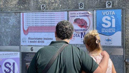 Saint-Marin. Un vote historique sur la légalisation de l'avortement