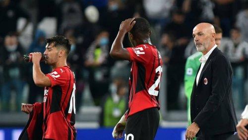 Serie A. La Juventus et l'AC Milan se neutralisent, la Roma perd pied