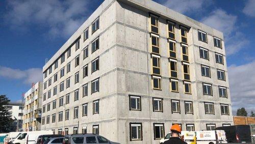 Brest. Cité scolaire de Kerichen. L'internat mutualisé ouvrira à la rentrée 2022