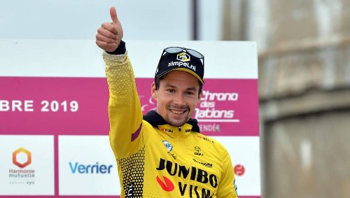 POLÉMIQUE. Primoz Roglic avait-il un moteur dans son vélo lors de l'Amstel Gold Race ?