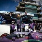 Indycar : Incroyable pole position pour Grosjean, à Indianapolis !