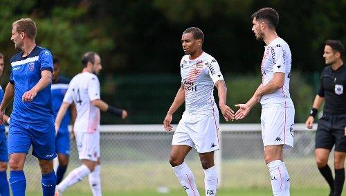 Football. Pas de but mais beaucoup de changements entre le FC Lorient et l'US Concarneau
