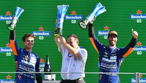 Formule 1. Le classement des pilotes au championnat du monde après le Grand Prix d'Italie