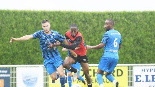 Football. Amical : Saint-Lô s'impose face aux U19 de Guingamp (2-0)