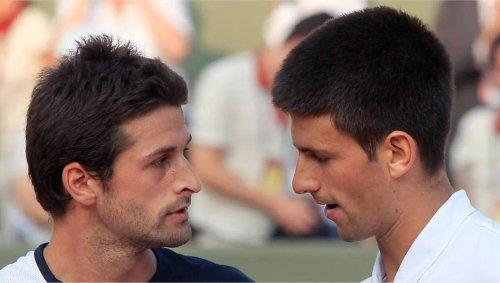 Tennis. Quand Olivier Patience avait fait vaciller Novak Djokovic : « Je me suis précipité »