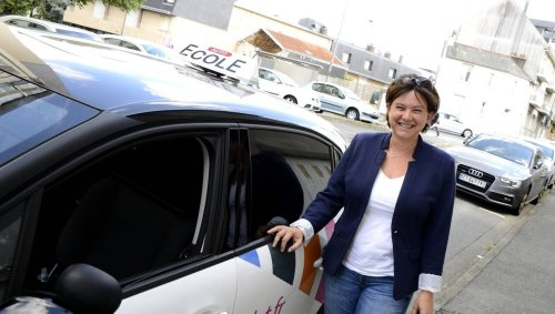 À Cholet, cette monitrice veut rendre la conduite accessible à tous