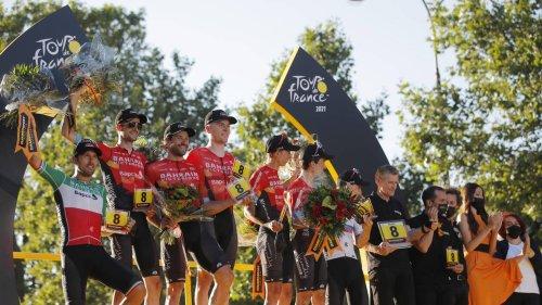 Tour de France. L'équipe Bahrain-Victorious nie avoir utilisé de la Tizanidine durant la course