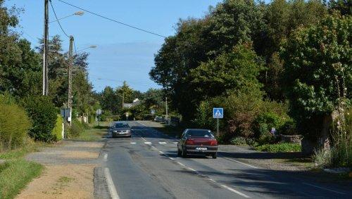 Plérin. Les travaux de la route des Rosaires reportés à 2022