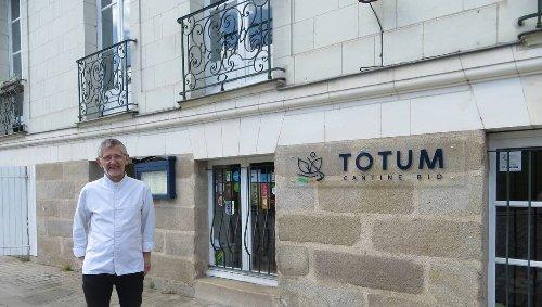 Nantes. Pascol Roy, chef du restaurant Totum, met sa recette du succès bio en pots
