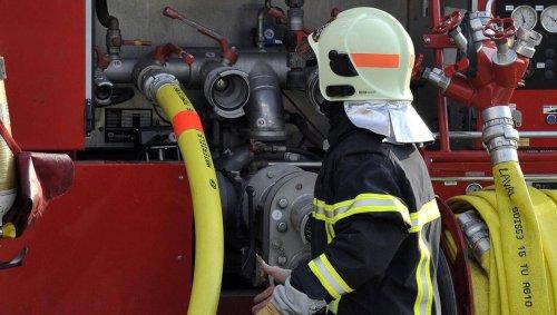Incendie dans un supermarché à Rouen : 55 pompiers mobilisés