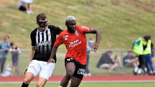 FC Lorient. Les Merlus concluent leur préparation par une victoire contre Angers (0-1)