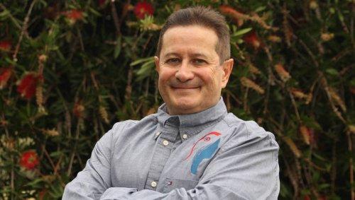 Emmanuel Itier, le cinéaste candidat à l'élection présidentielle