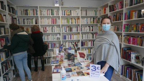 Angers. Plus de 4 500 livres à dévorer à la bouquinerie Le Bibliovore