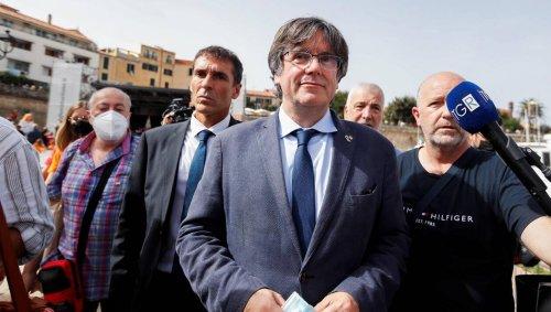 L'indépendantiste catalan Carles Puigdemont va rentrer à Bruxelles