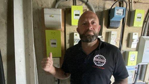Erreur lors d'un changement de compteur électrique : ce Breton reçoit une facture de 16 000 € !
