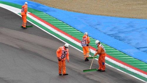 VIDEO. Formule 1 - GP d'Émilie-Romagne : accident spectaculaire entre Bottas et Russell à Imola