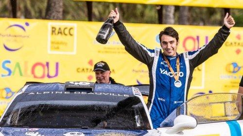 Rallye. Pierre Ragues : « Je ne m'attendais pas à remporter ce titre »