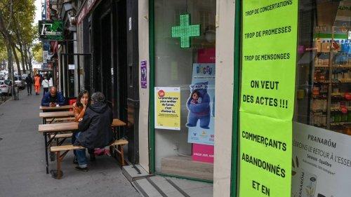 À Lyon, les commerçants de la Guillotière baissent le rideau contre l'insécurité