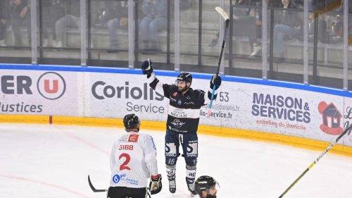 Hockey-sur-glace. Coupe de France : les Ducs s'imposent à Tours et filent en 8e de finale