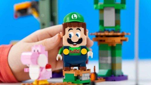 Les Lego Super Mario accueillent Luigi et de nombreux nouveaux personnages