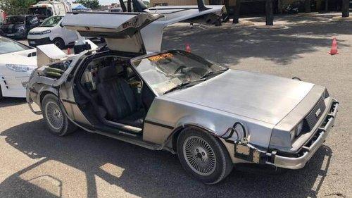 Une DeLorean inspirée de «Retour vers le futur» interceptée par les gendarmes du Vaucluse