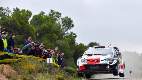 WRC. Sébastien Ogier troisième des premières spéciales au rallye d'Espagne