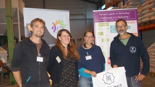 Vannes. La Redadeg, une course solidaire pour la langue bretonne
