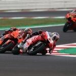 MotoGP : libres 2 (EL2), le festival Zarco sur le mouillé ! Quartararo très loin...