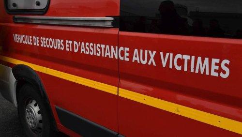 Quatre adolescents tués dans un accident de la route dans l'Eure, à Amfreville-sous-les-Monts