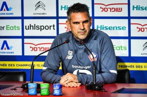 Jocelny Gourvennec retient l'efficacité affichée contre Reims