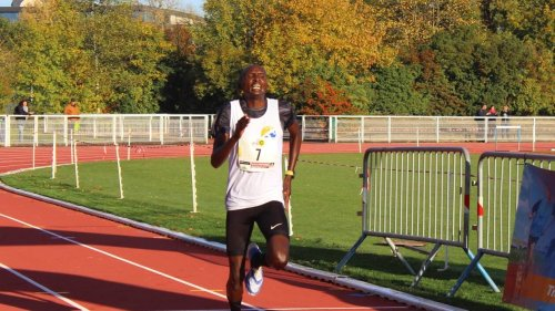 Running. Benard Koros égale le record des 10 km de Cholet